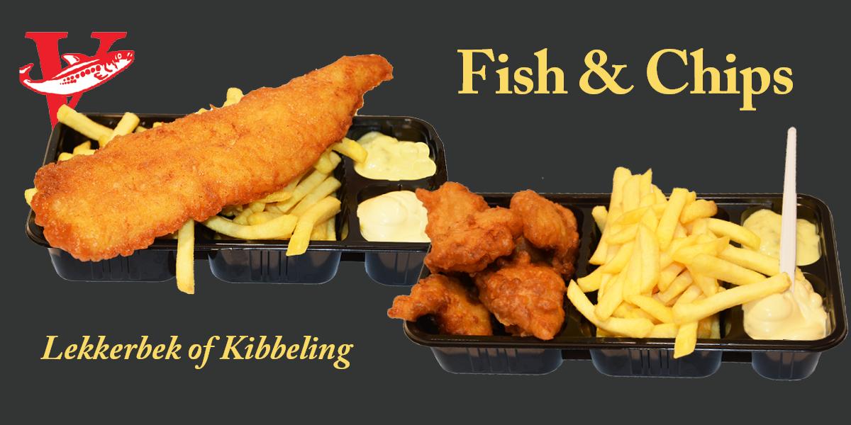Vishandel Vossole Fish & Chips